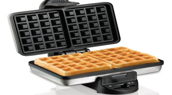 Waring Pro Cmmercial Waffle Maker Review