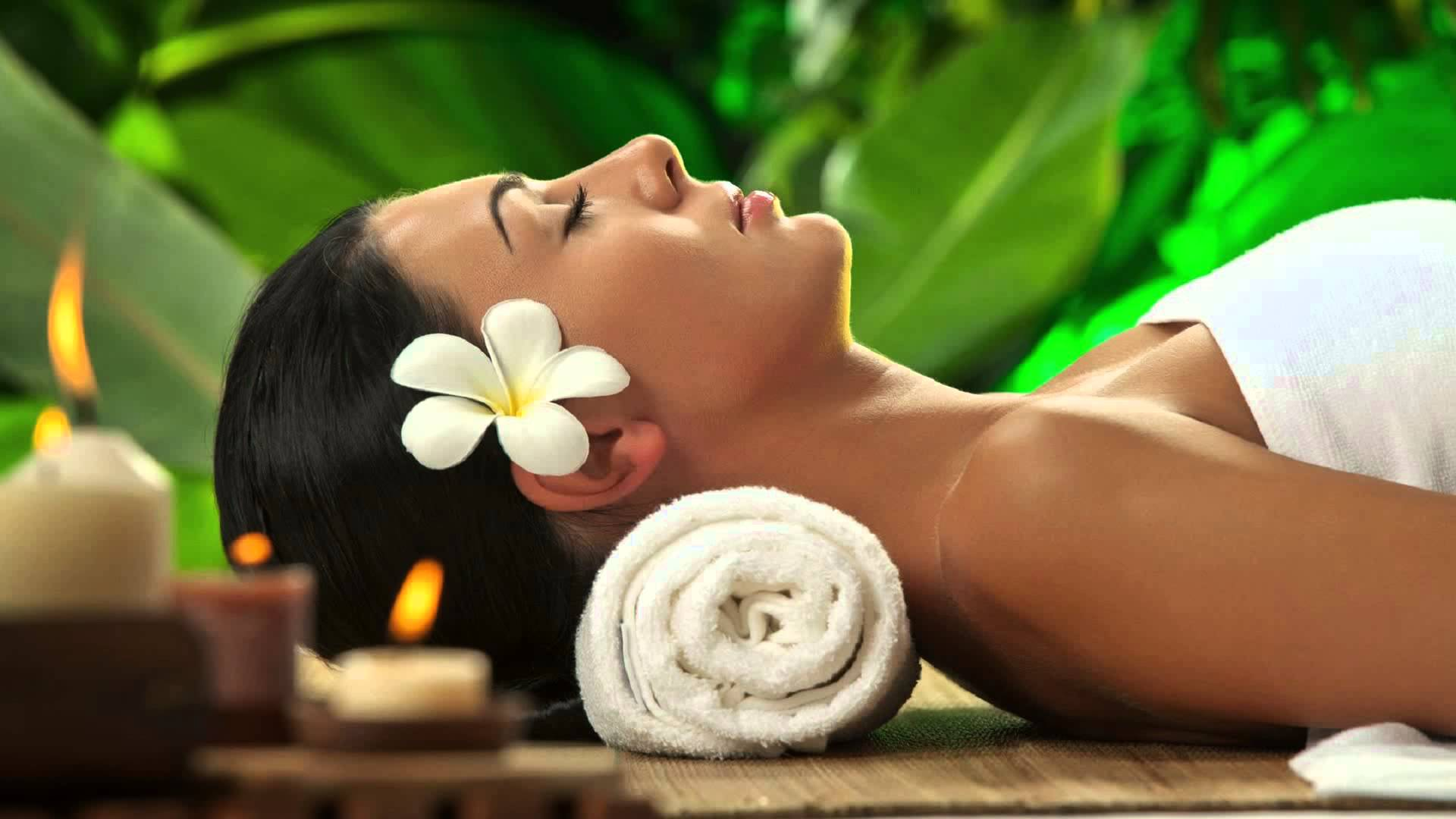 Relaxing with Massages and Meditation